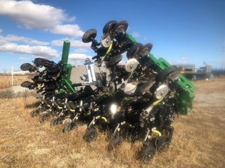 More-Built Anhydrous Applicator